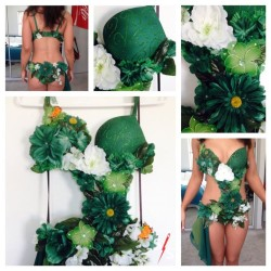 Costume for Miss SunKISSED model search competition